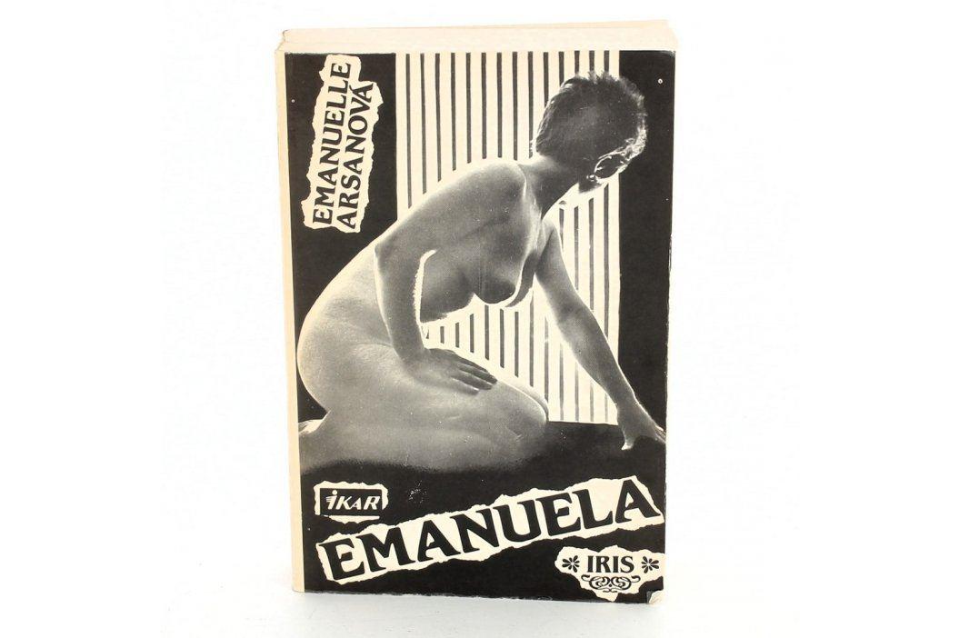 Kniha Emanuelle Arsan: Emanuela Knihy