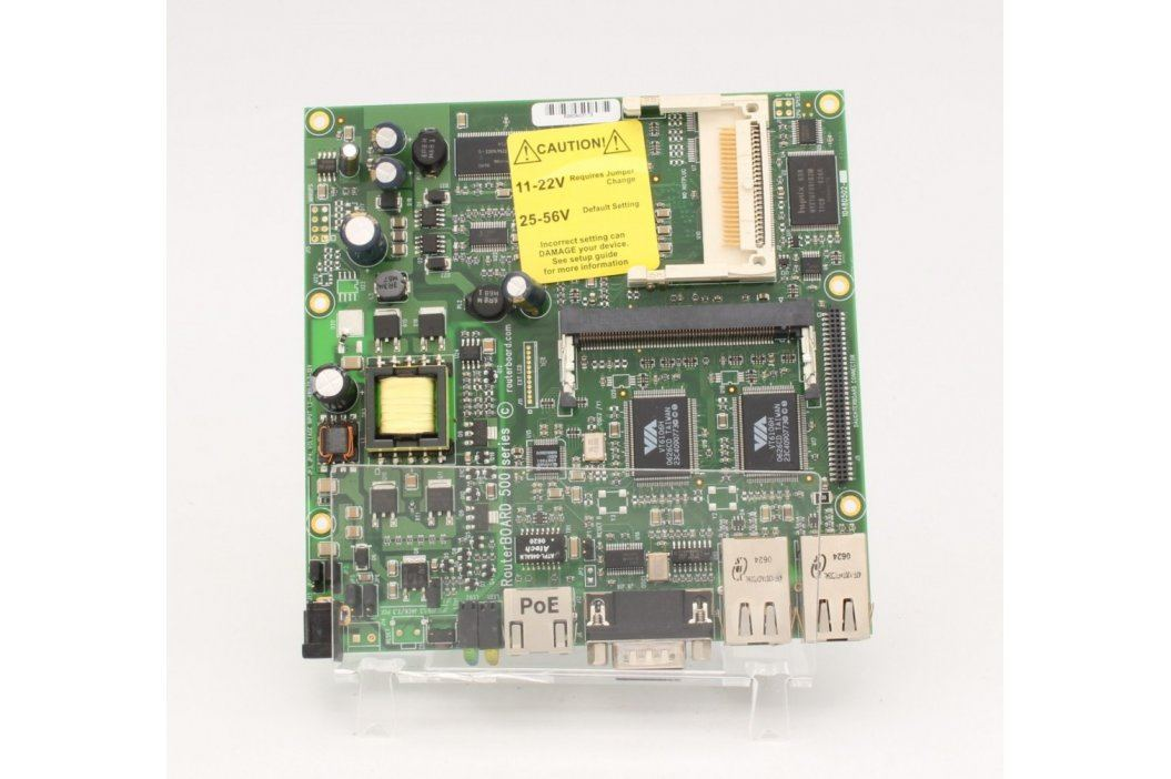 Routerboard MikroTik RB532 Access pointy a routery