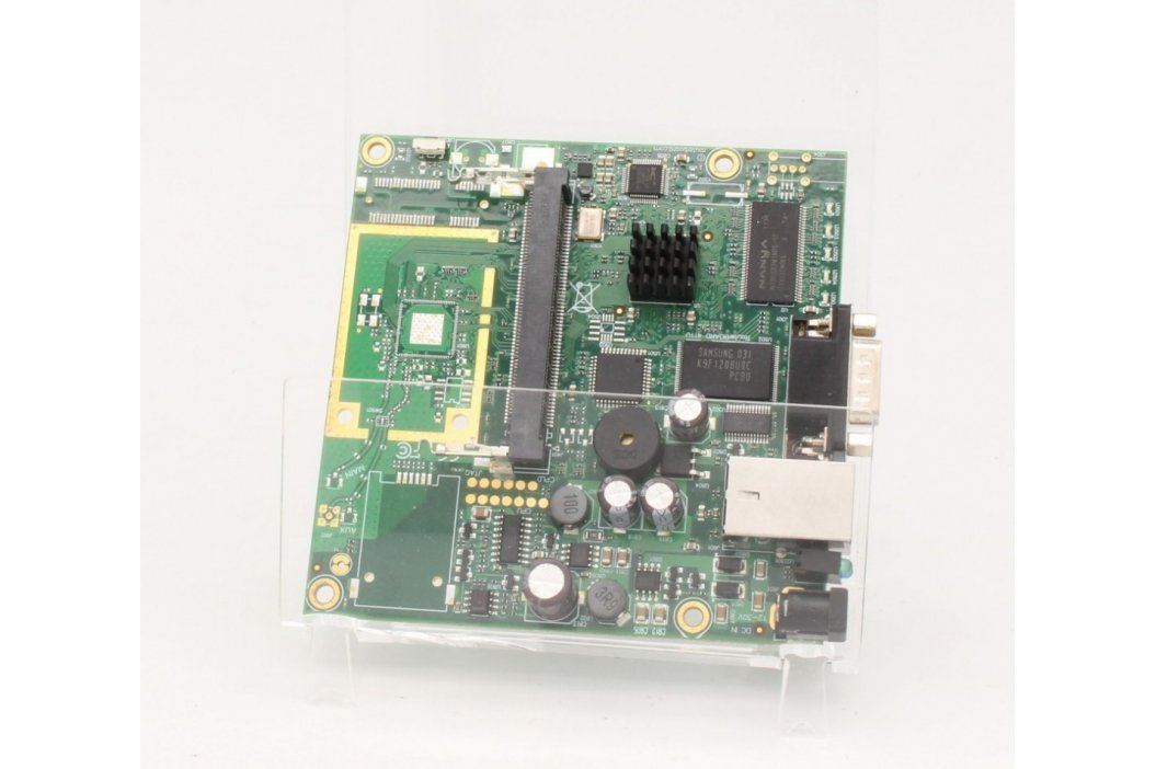 Routerboard MikroTik RB411AH  Access pointy a routery