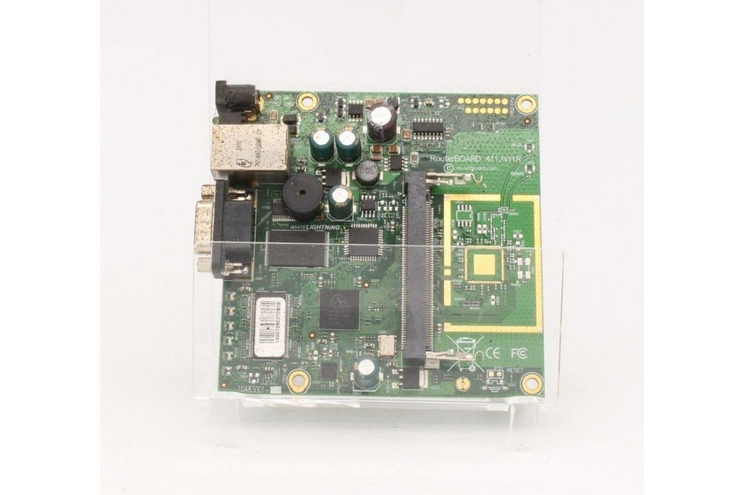 Routerboard MikroTik RB411A  Access pointy a routery