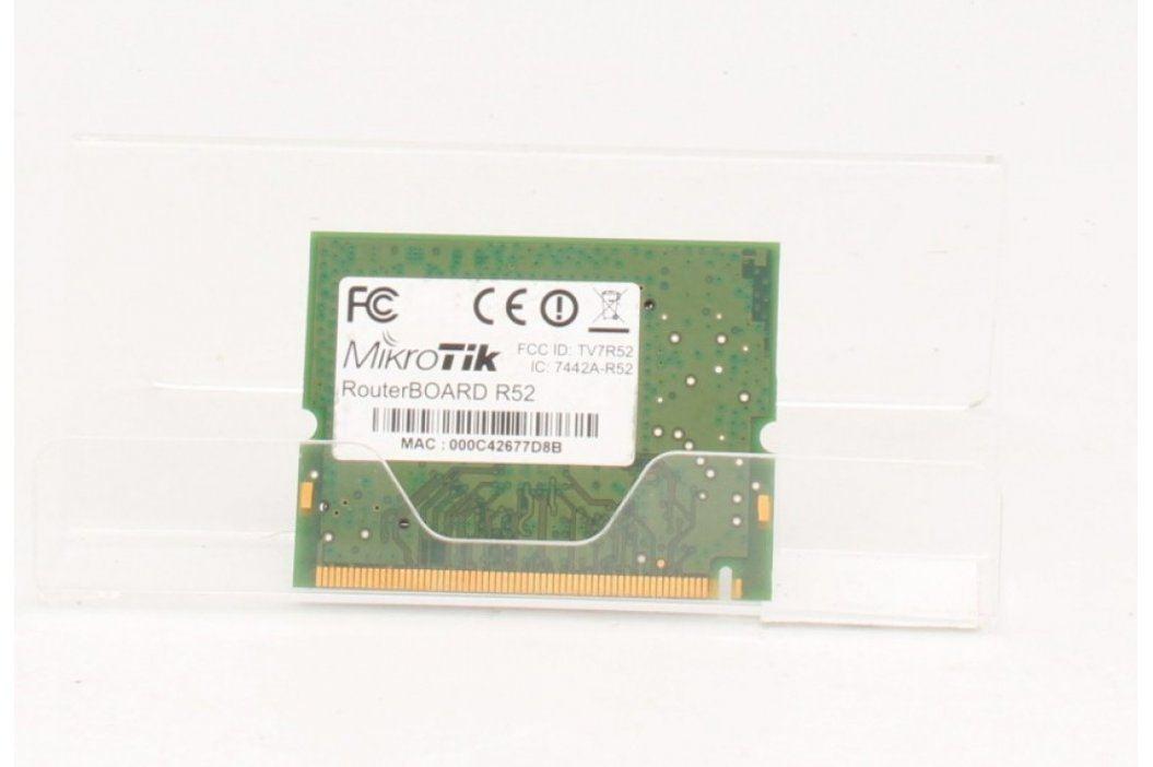 MikroTik R52 miniPCI bezdrátová karta AR5414