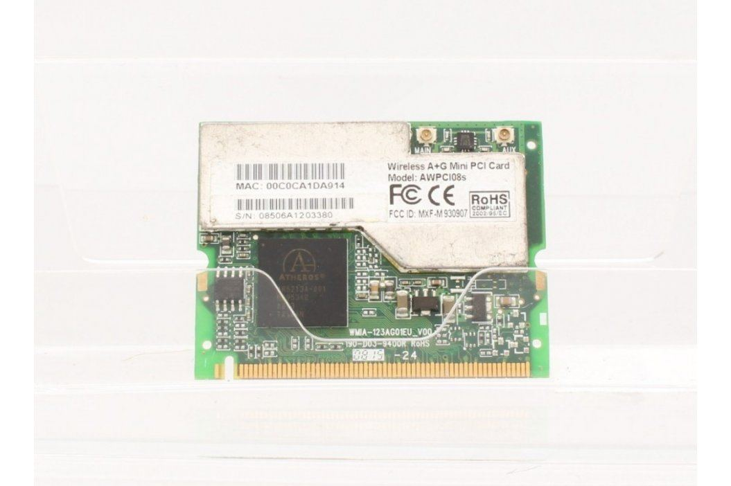 MiniPCI bezdrátová karta AWPCI08 Síťové karty