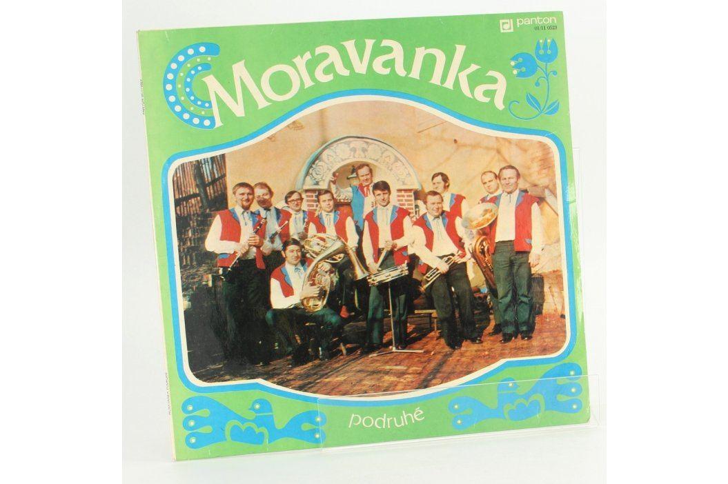 Gramofonová deska Moravanka podruhé Hudba