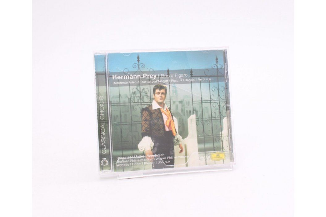 Hudební CD Hermann Prey: Bravo Figaro Hudba