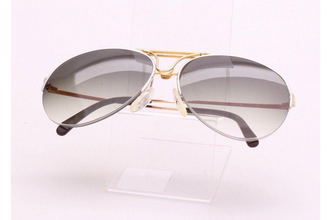 Sluneční dioptrické brýle Porsche pilot Brýle a obroučky