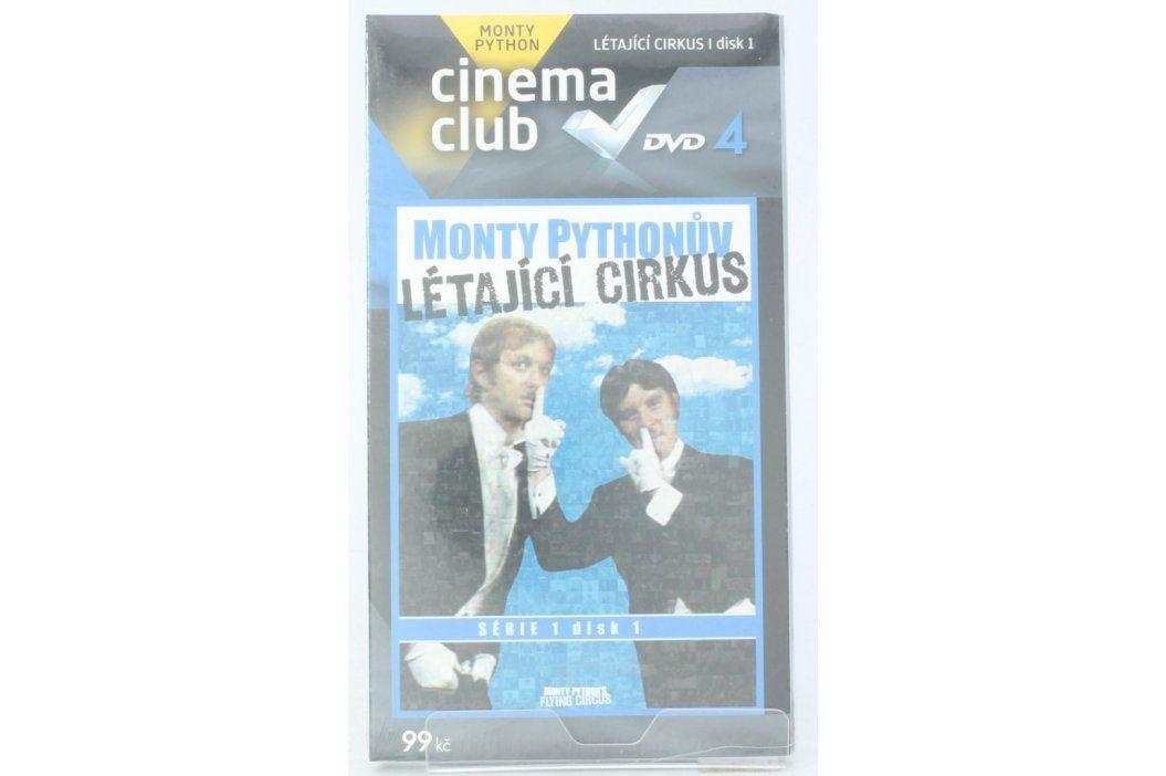 DVD film Monty Pythonův létající cirkus Filmy