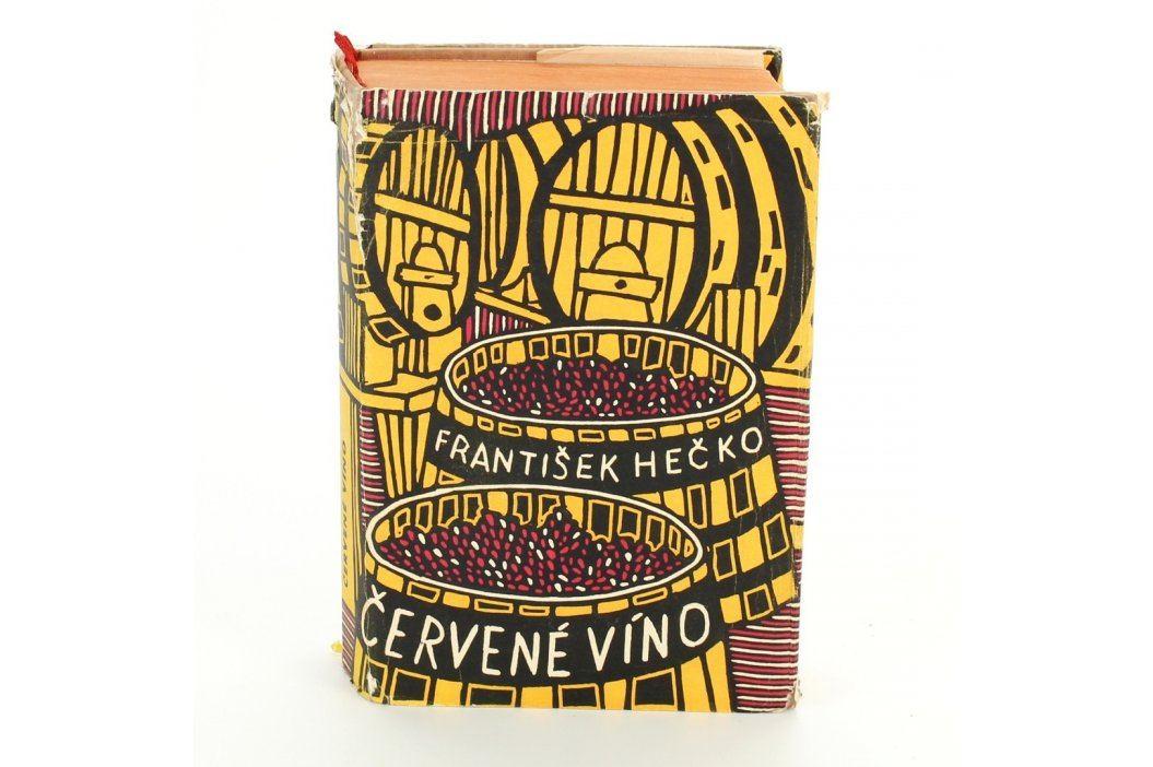 František Hečko - Červené víno Knihy