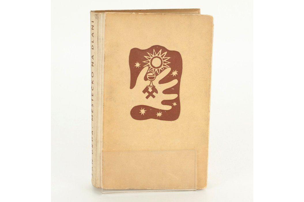 Kniha Jan Drda - Městečko na dlani Knihy