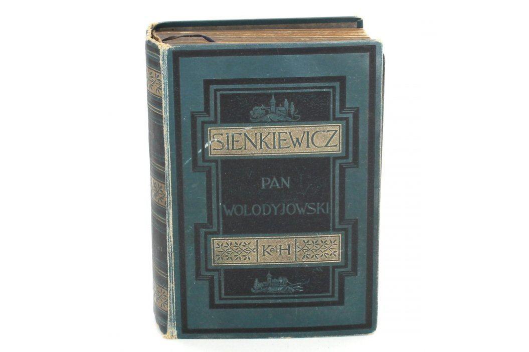 Kniha Henryk Sienkiewicz: Pan Wolodyjowski Knihy