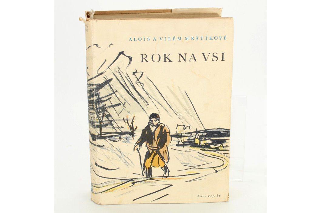 Kniha Alois a Vilém Mrštíkové: Rok na vsi I Knihy