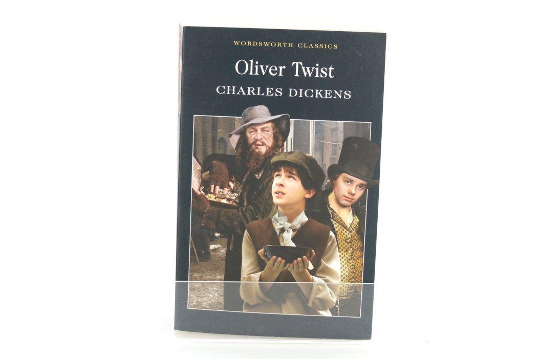 Kniha Charles Dickens: Oliver Twist  Knihy