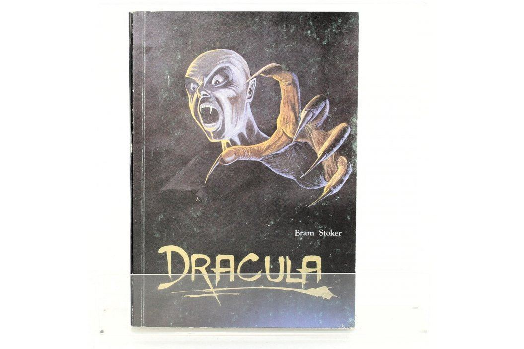Kniha Bram Stoker: Dracula Knihy