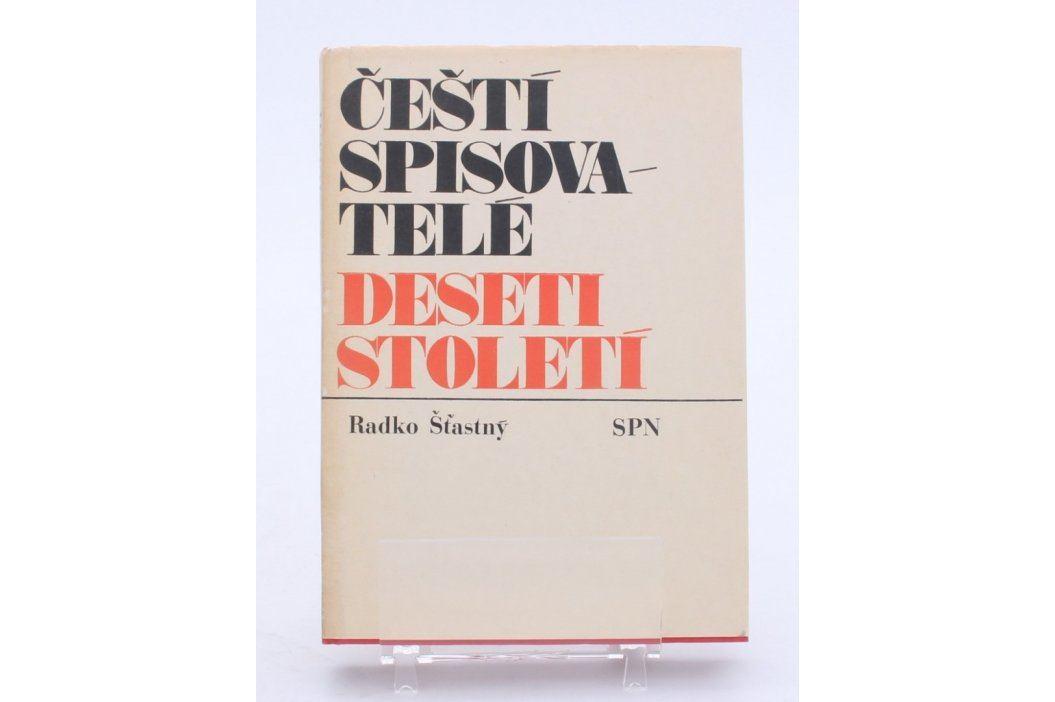 Kniha Čeští spisovatelé deseti století Knihy