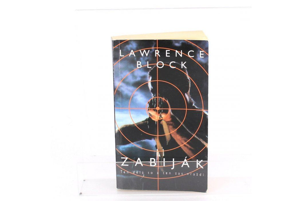 Lawrence Block - Zabiják Knihy