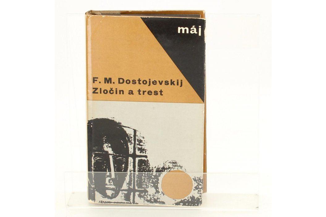 Kniha F. M. Dostojevskij: Zločin a trest Knihy