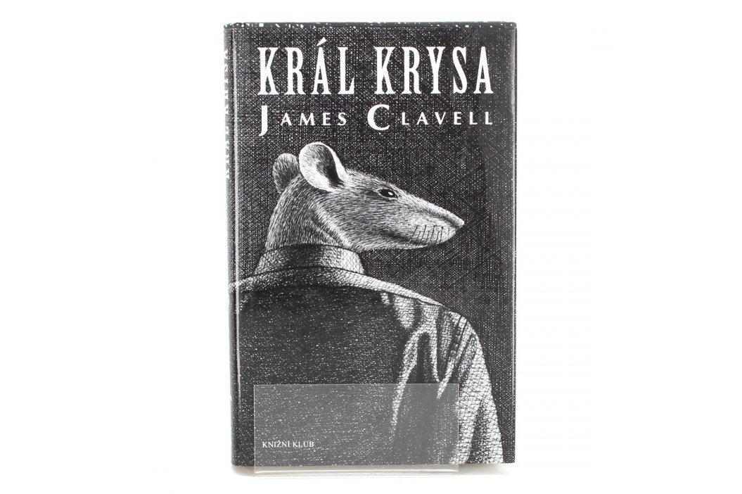 Kniha James Clavell: Král Krysa Knihy