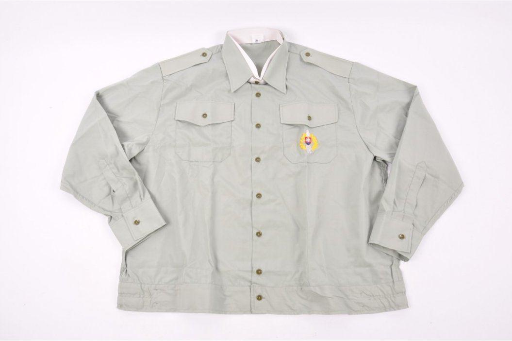 Košile Hantex, dlouhý rukáv Pánské košile
