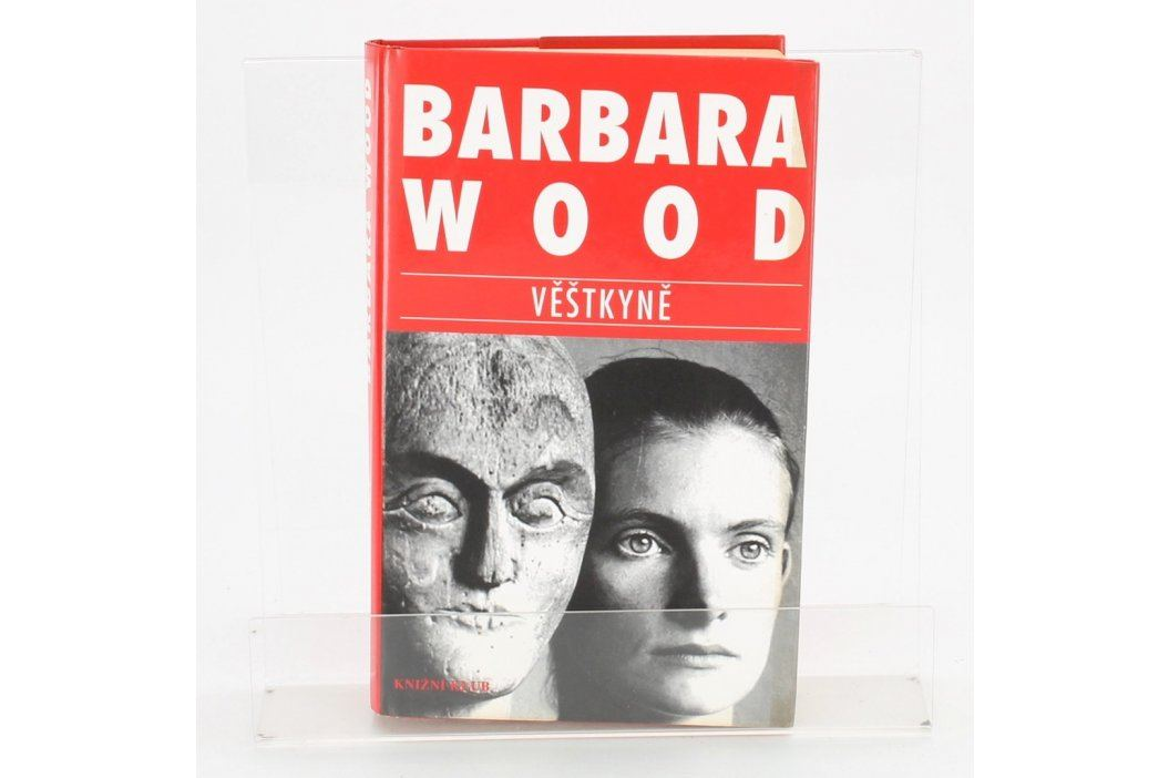 Kniha Barbara Wood: Věštkyně Knihy