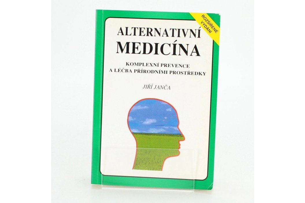 Kniha Jiří Janča: Alternativní medicína Knihy