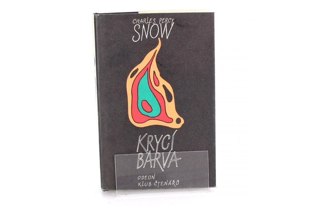 Kniha Ch. P. Snow: Krycí barva Knihy