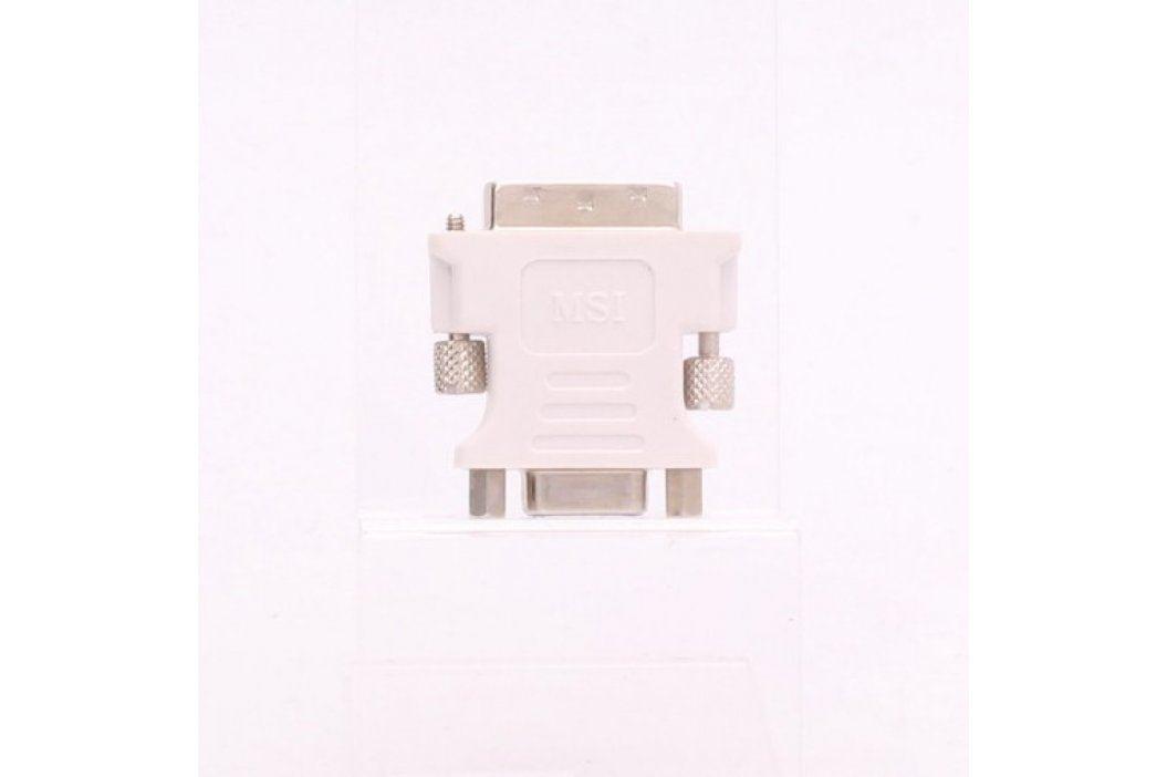 Redukce z DVI M na VGA F  Video kabely