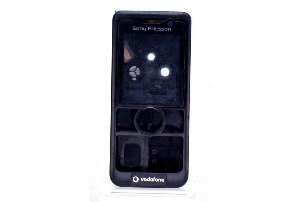 Kryt na mobil Sony Ericsson černý
