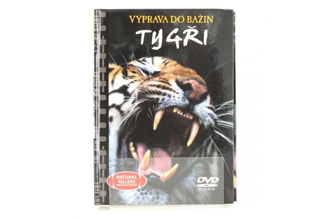 DVD Výprava do bažin - Tygři Filmy