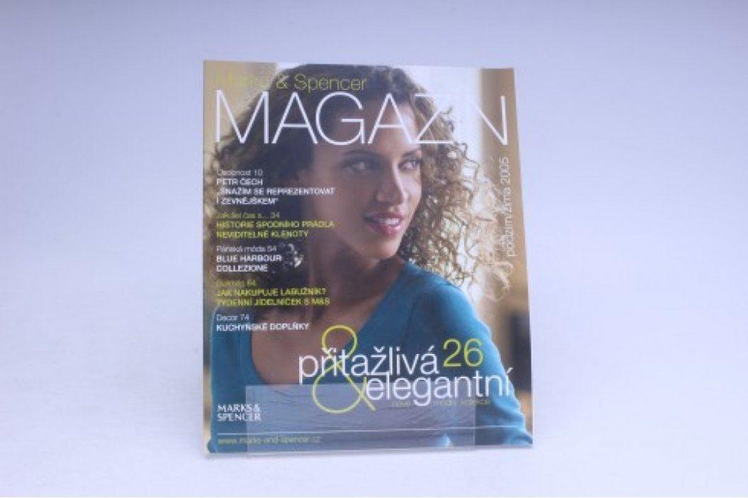 Časopis Marks & Spencer magazín