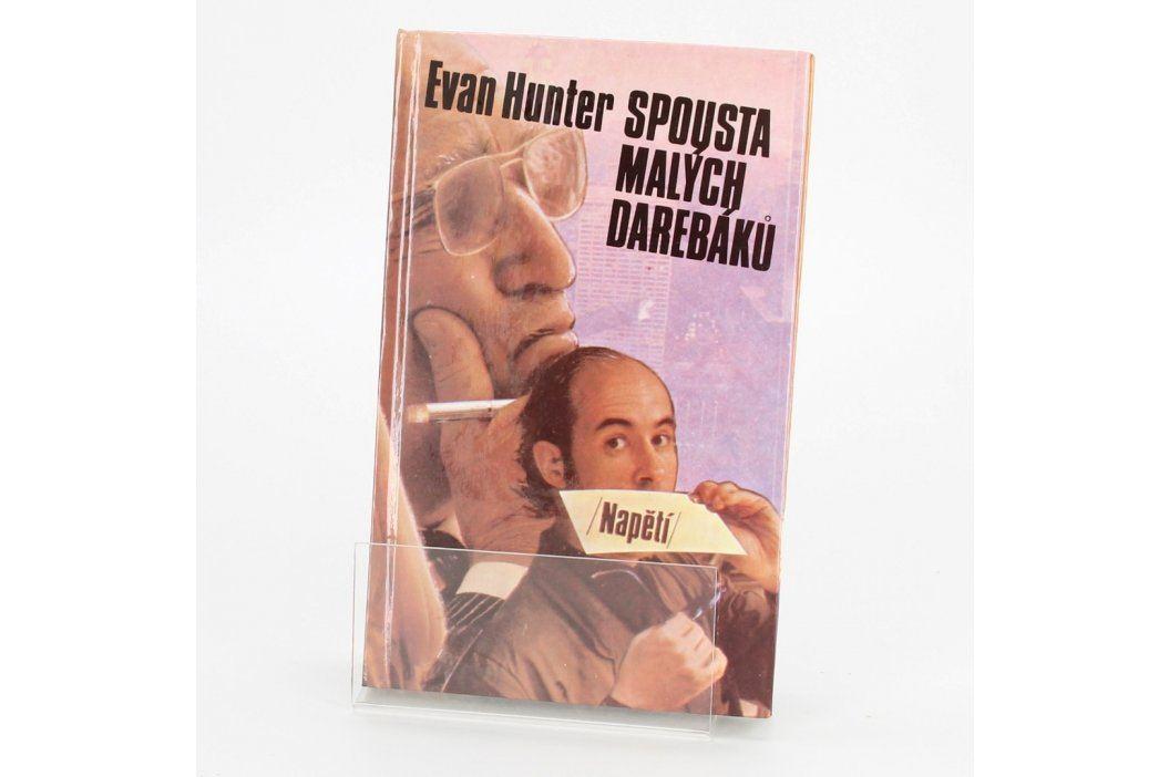 Kniha Spousta malých darebáků - Evan Hunter  Knihy