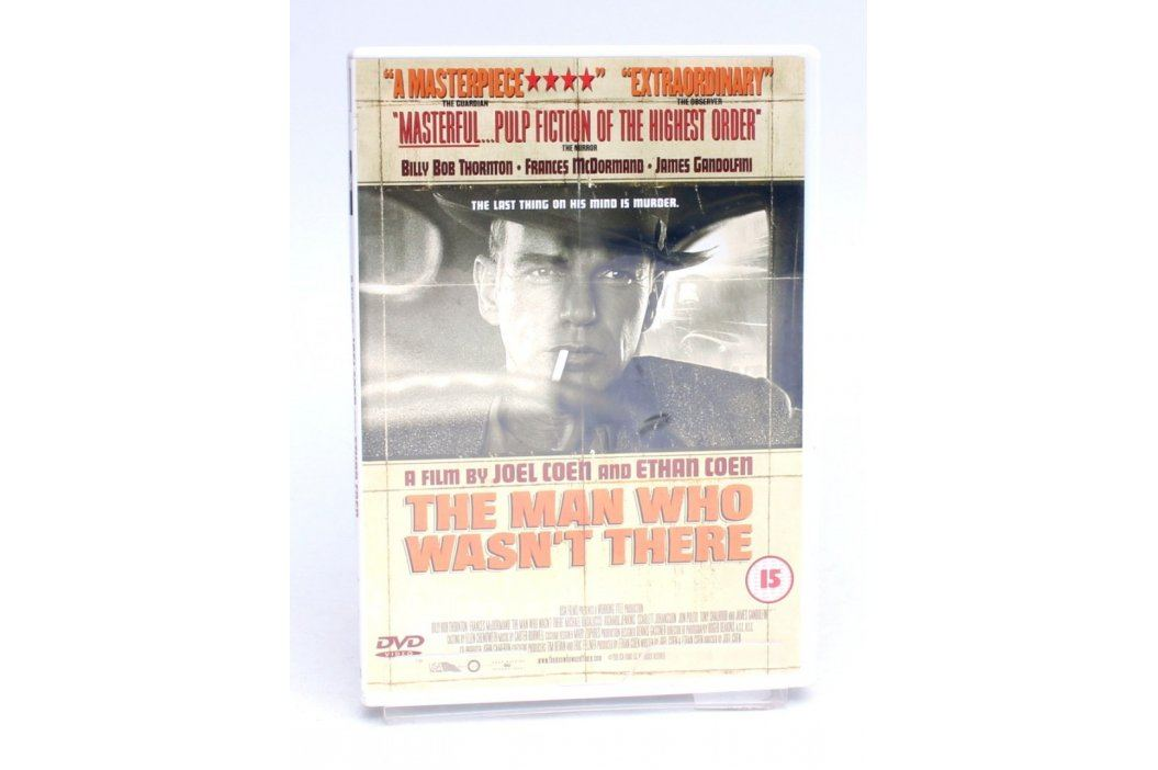 DVD The man who wasn't there   Filmy