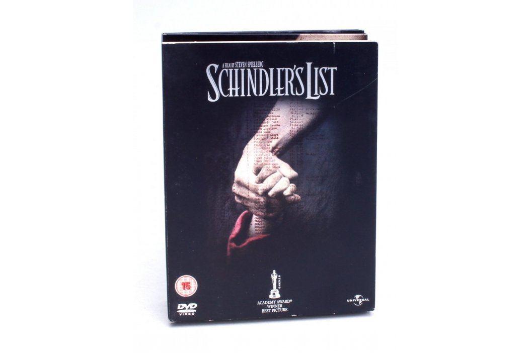 DVD Universal Schindler's List