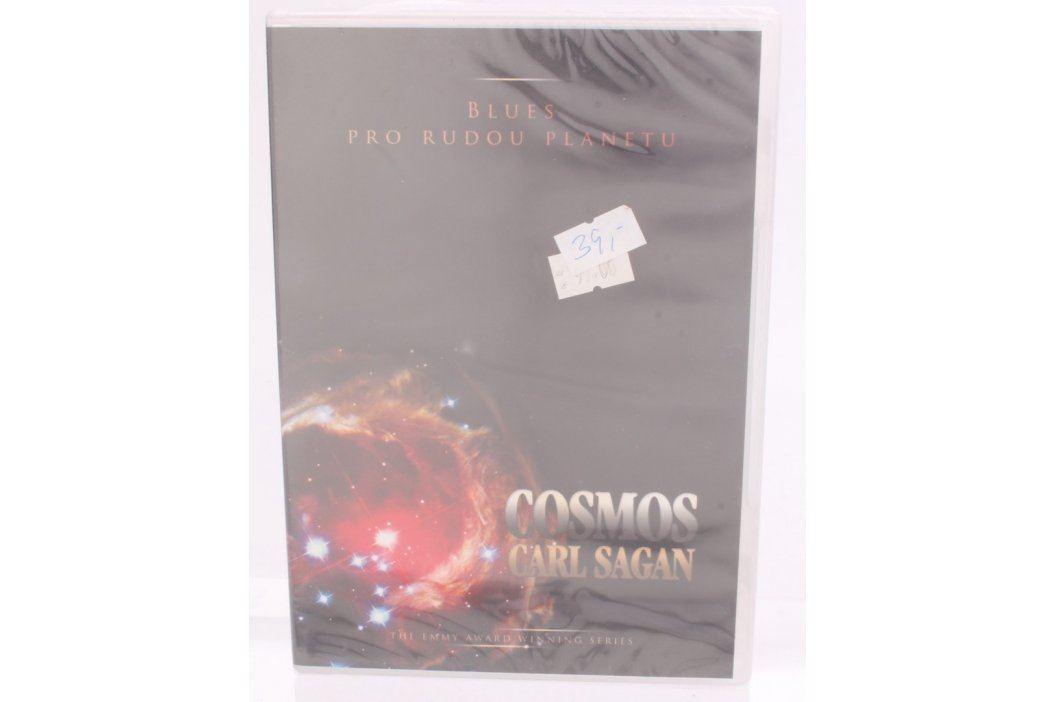 DVD Cosmos: Blues pro rudou planetu Filmy