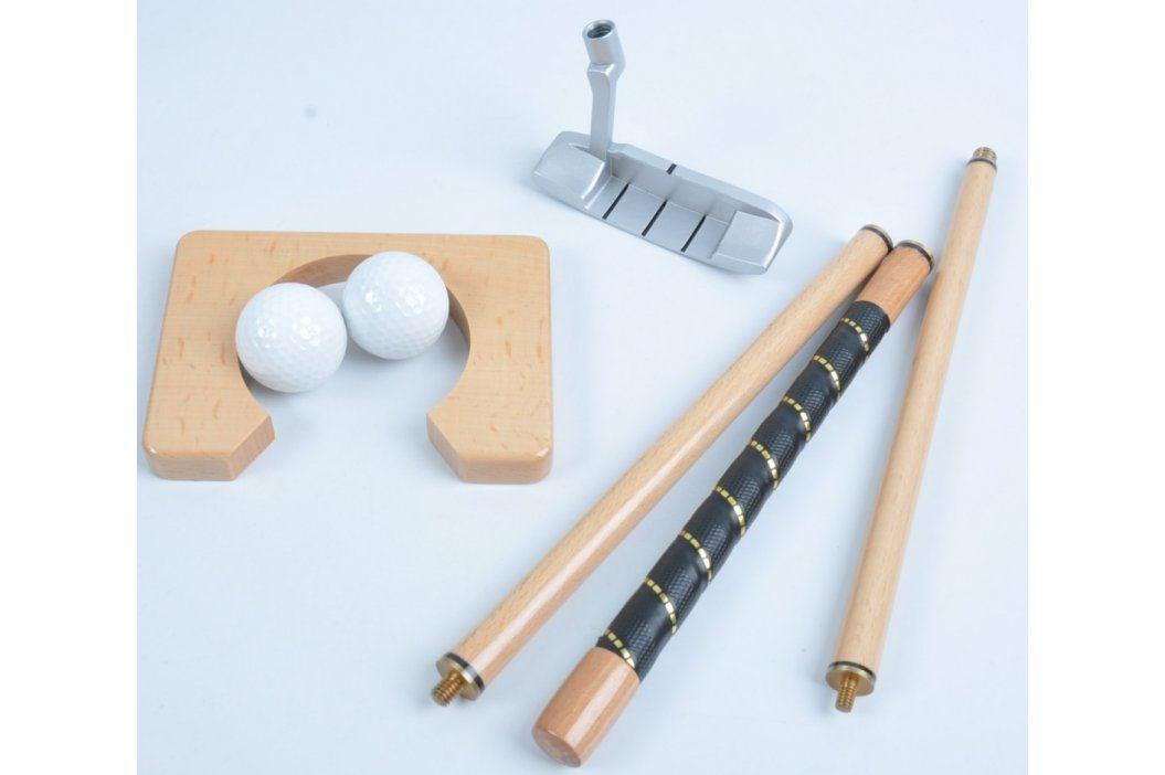 Kompaktní přenosný golfový set Golfové sety