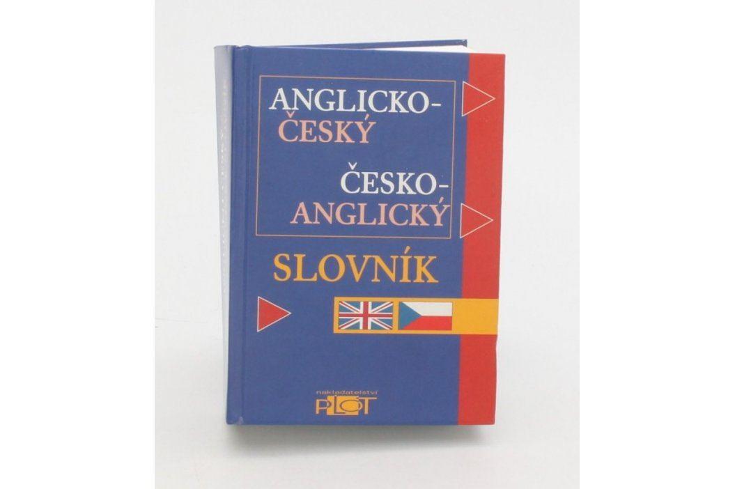 Kniha Anglicko-český, Česko-anglický slovník Knihy