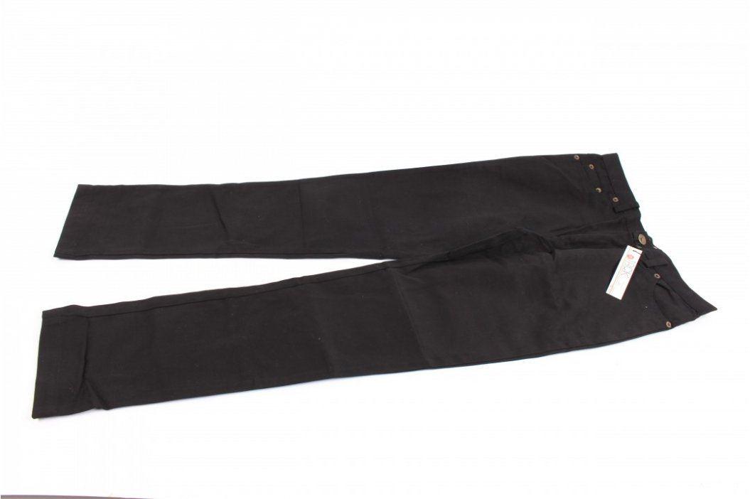 Dámské černé riflové kalhoty Mr. Jack  Dámské kalhoty