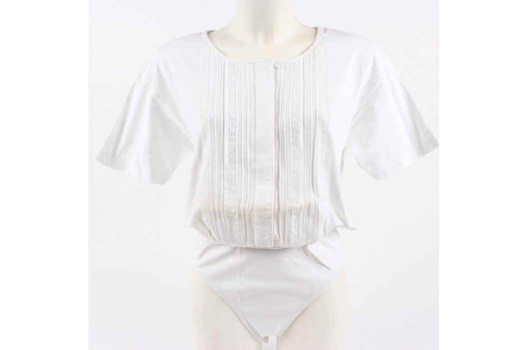 Dámské bavlněné bílé body Together! Dámská trička a topy
