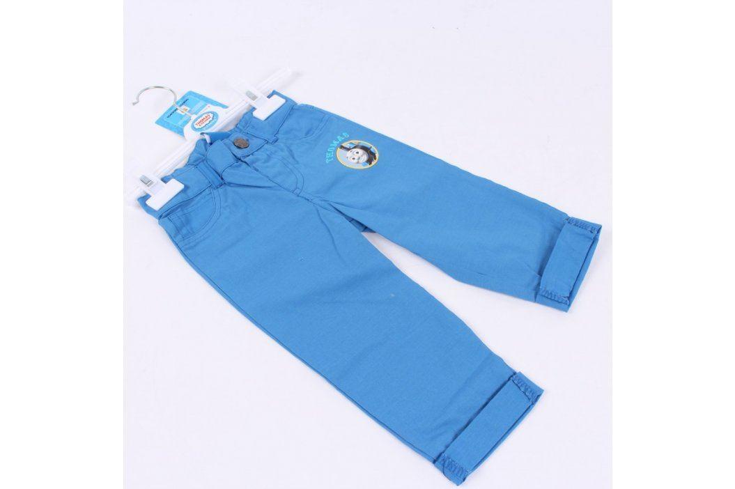 Chlapecké kalhoty s mašinkou Tomášem Dětské kalhoty