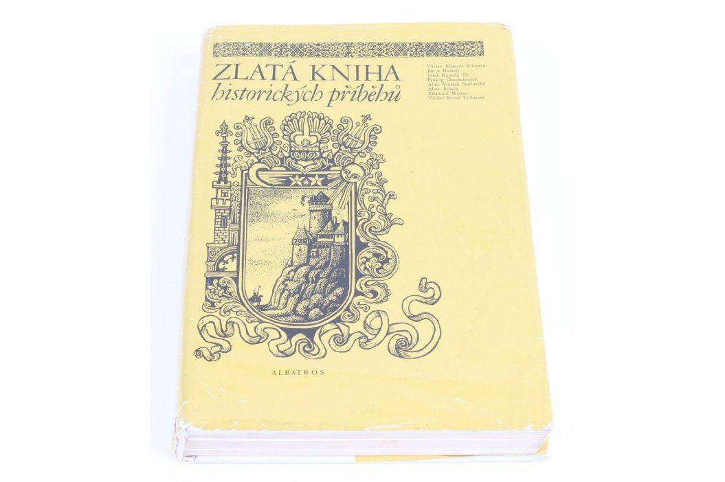 Velkoborský a k.- Zlatá kniha historických příběhů Knihy