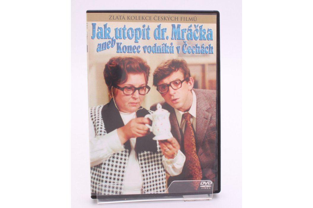 DVD Jak utopit doktora Mráčka Filmy