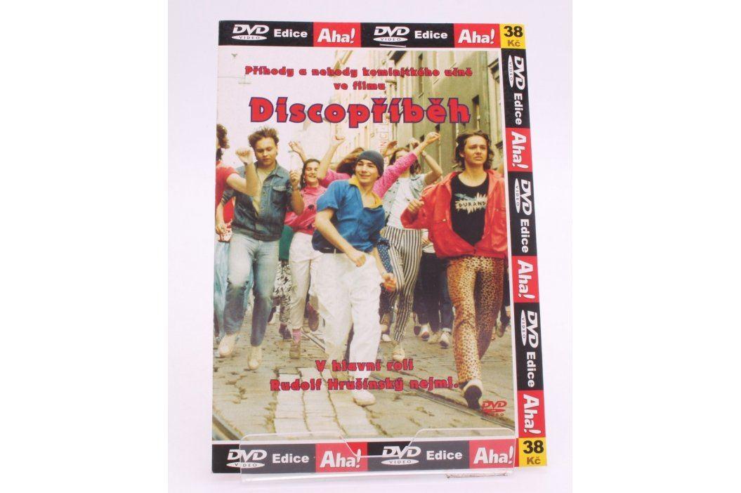 DVD Discopříběh Filmy