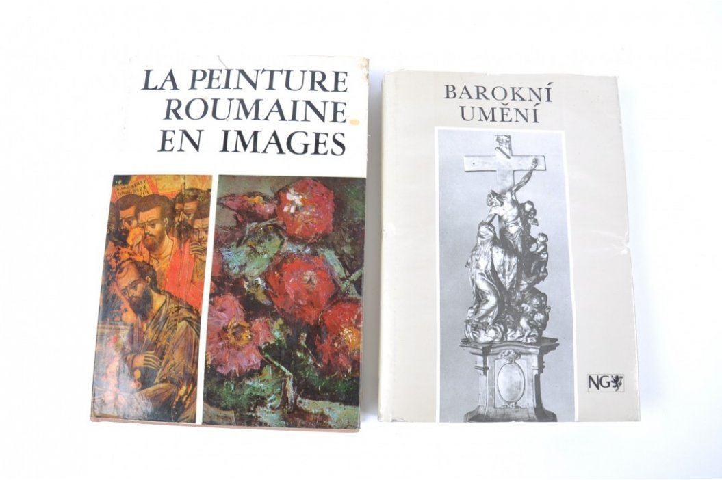 Knihy o výtvarném umění Knihy