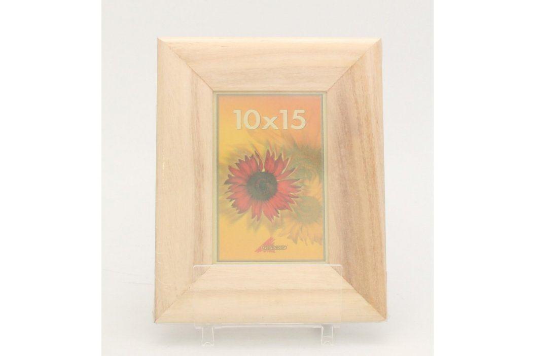 Dřevěný fotorámeček 18 x 23 cm Rámy a fotorámečky