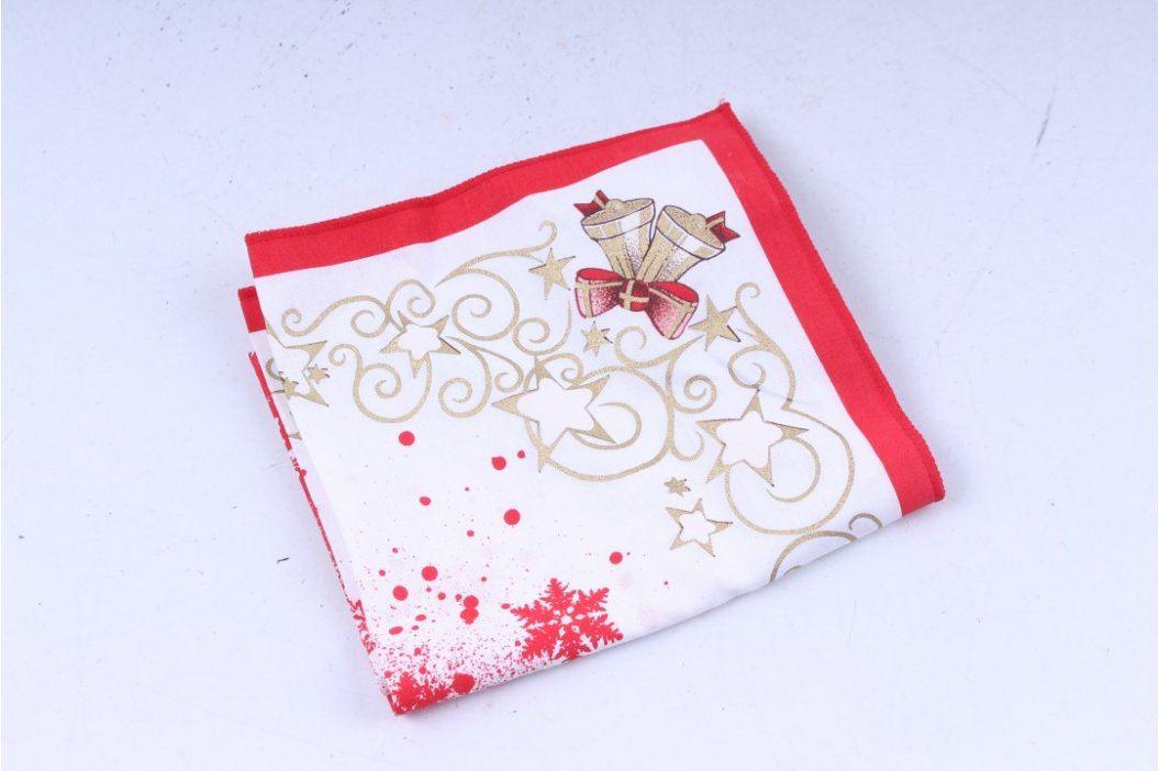 Utěrka s vánočním motivem