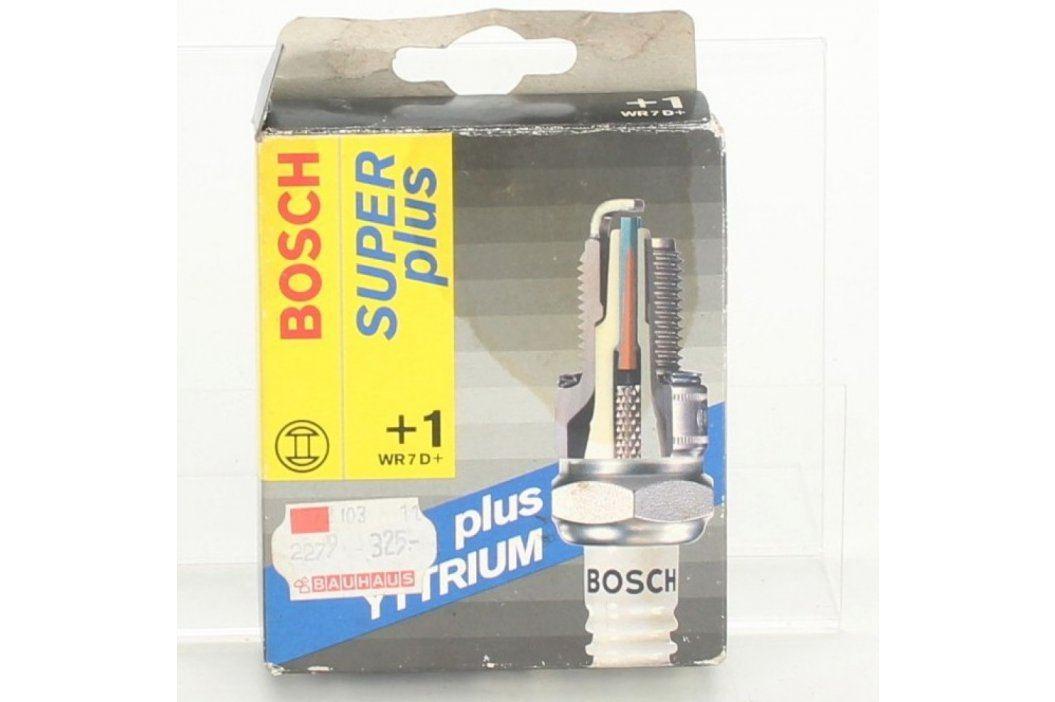 Zapalovací svíčka Bosch WR7 D+ Zapalovací svíčky