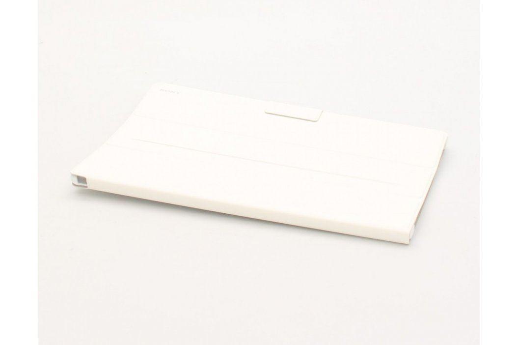 Obal na tablet Sony, bílý Pouzdra a ochranné fólie