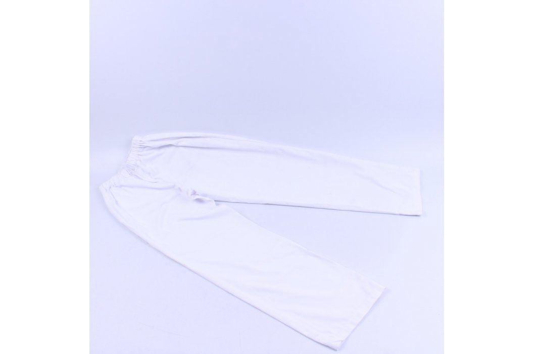 Pánské kalhoty Milex NMNV bílá