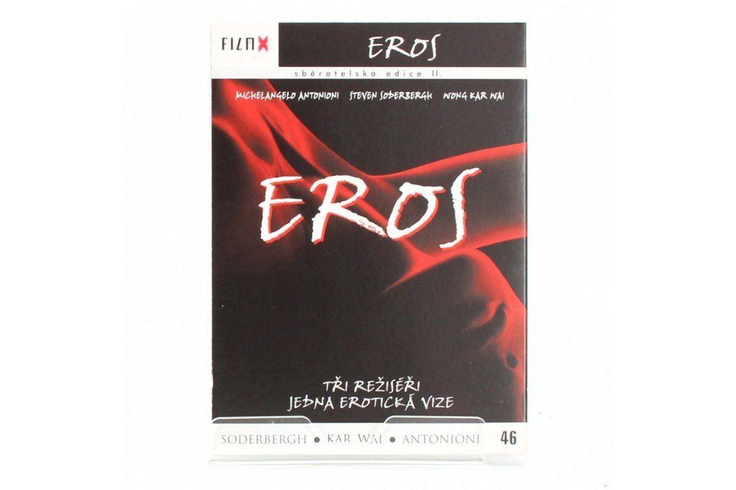 DVD Eros Filmy