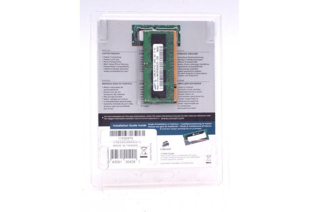 Operační paměť do NTB Samsung Paměti