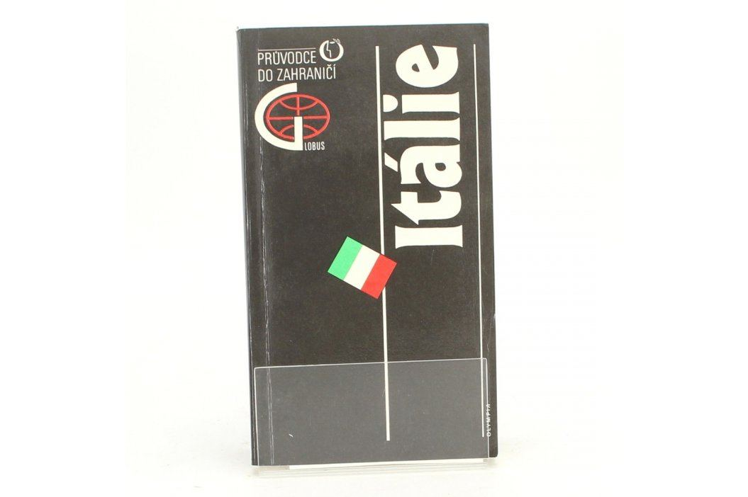 Kniha Itálie průvodce do zahraničí