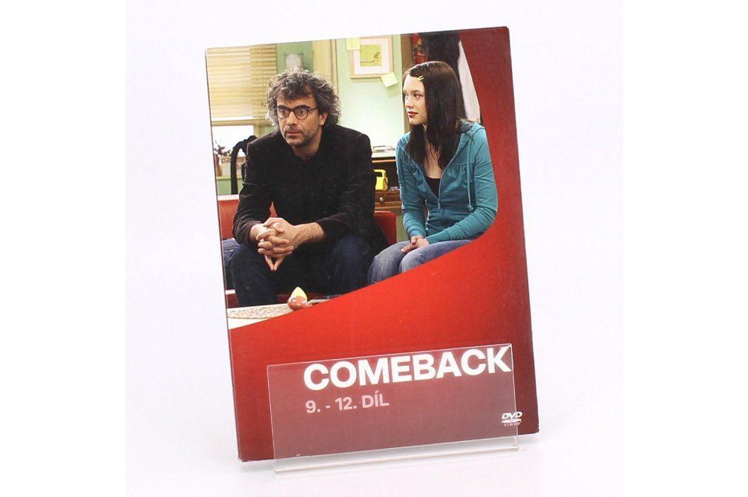 DVD Comeback 9. - 12. díl  Filmy